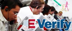 E-VERIFY is the system used by many employers in the United States; if you have everything in order you'll have many chances of getting a steady job. More details in our new post in Ligia Share:  http://ligiashare.com/2015/07/14/e-verify-un-sistema-laboral-legal/  #EVerify #GreenCard #AmericanCitizenship #Americans #EEUU #USA #CiudadaniaAmericana #Jobs #Trabajos #TrabajosEstadosUnidos #Latinos #Hispanics #Immigration #Inmigrantes #Legal