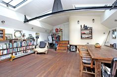 1 bedroom property for sale in Hermitage Community Moorings, Wapping High Street, Wapping, E1W - Guide price £800,000