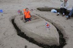 sandcastle craft for kids - Bing Images
