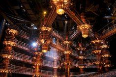 "Cirque du Soleil ""KA"" in Las Vegas, beautiful show <3"