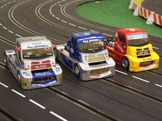 Slotracing-Rhein-Main - Fly/GB-Track Trucks
