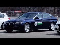BMW тест драйв специально для Партнеров Vertera
