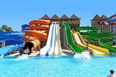 Eftalia Splash Resort - Türkler, Tyrkia - Startour