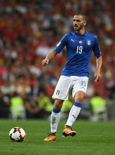 Leonardo Bonucci Photos Photos - Leonardo Bonucci of Italy in action during the FIFA 2018 World Cup Qualifier between Spain and Italy at Estadio Santiago Bernabeu on September 2, 2017 in Madrid, Spain. - Spain v Italy - FIFA 2018 World Cup Qualifier  Source by matinsajjady   #fifa under 17 world cup #fifa women's world cup #fifa women's world cup 2018 #fifa world cup 2018 #fifa world cup schedule #fifa worldcup 2018