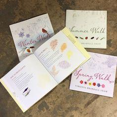 Four seasons children books. Marigolds summerville