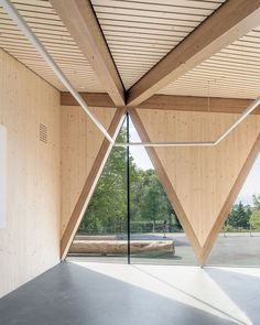 LOCALARCHITECTURE builds pavilion for swiss animal park