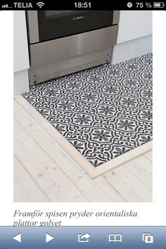 Marockanskt kakel My Dream Home, Bath Mat, My House, Tiles, Sweet Home, Marrakech, Indoor, Flooring, Kitchen
