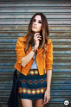 Look du jour: Wasted away