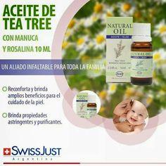 Aceite de Tea Tree !!!