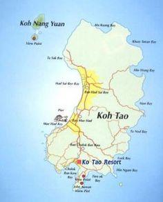 Ko Tao Resort, Chalok Baan Kao Beach, Koh Tao