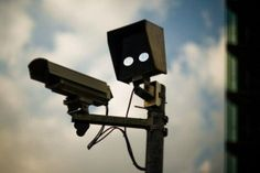 Surveillance is a known and widely used behavioural modifier.