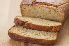Vegan Banana Bread Recipe (Dairy-Free) I just made this recipe. Changes I made: Used only 1 c. all purpose flour along with 1/2 c. wheat germ and 1/2 c. whole wheat flour. Omitted maple syrup.  Also... used Earth Balance spread instead of canola oil. I think M and C will enjoy their after school snack today! ~Joy