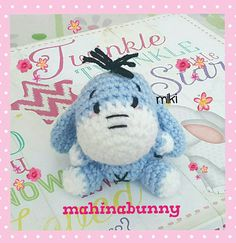 Hey, I found this really awesome Etsy listing at https://www.etsy.com/listing/514148075/baby-eeyore-plush-amigurumi-eeyore-plush