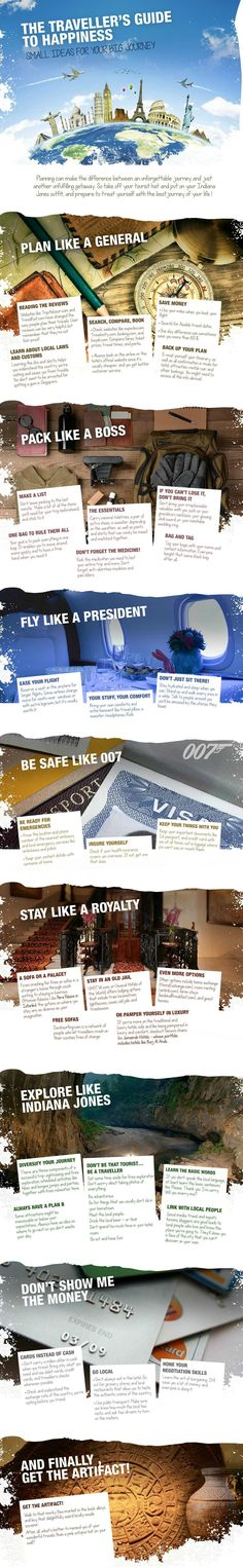 Travel and Trip infographic Taking A Trip? Make It Better With These Tips Infographic Description Be Funky Travel Guide - Infographic Source - Travel Info, Travel Advice, Time Travel, Travel Guides, Places To Travel, Places To See, Travel Destinations, Travel Tips, Travel Hacks