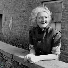 Hannah Hauxwell: a tough Yorkshire woman if ever there was one. Yorkshire England, Yorkshire Dales, West Yorkshire, Barnard Castle, Diane Arbus, Beautiful People, Amazing People, Amazing Women, Story Inspiration