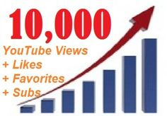 Get free youtube views, likes and fans!!!