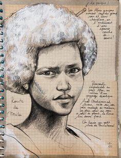 "Stéphanie Ledoux -  ""Awol Mohamed, 14, Mile, Ethiopie"""