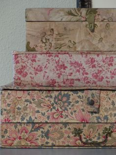 another fabric covered box (the lower one)