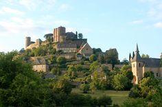 Treignac, Tulle, Corrèze, Limousin, France
