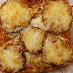 Make and share this Easy Eggplant Parmesan recipe from Genius Kitchen. always salt eggplant before make Veggie Meals, Vegetable Recipes, Parmesan Cheese Nutrition, Main Dishes, Side Dishes, Stuffed Eggplant, Dry Bread Crumbs, Eggplant Parmesan, Pta