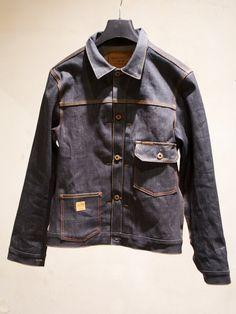 Indigofera Grant Denim Jacket - Indigofera