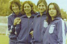 Σίσυ Πανταζή Μαρούλα Λάμπρου Ρένα Παγδατή Αλέκα Σιούλη 1979