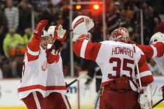 Red Wings 5, Ducks 4, Game 2 | The Detroit News