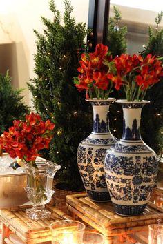 RECEBER EM CASA NO NATAL | Anfitriã como receber em casa, receber, decoração, festas, decoração de sala, mesas decoradas, enxoval, nosso fil...