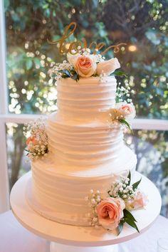 Great Cakes | Sanderling Resort Weddings | Matt Lusk Photography Wedding Signage, Wedding Reception, Wedding Day, Summer Wedding Cakes, Wedding Costumes, Small Cake, Name Cards, Farm Wedding, Perfect Wedding