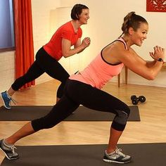 10-Minute Bikini Tone-Up: Lower Body and Cardio..just tried this before pinning it and well, DONT WAST TIME WATCHING JUST DO IT! TOTALLY AWESOME!