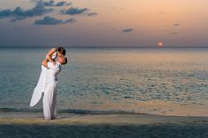 All Inclusive Sunset Wedding At Cayman By Simply Weddings