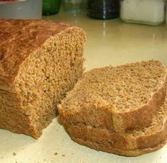 Pão Vegano 100% Integral - Máquina de Pão