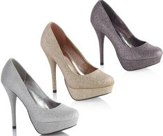 Coloriffics Shoes - Prom Shoes, Evening Shoes, Wedding and Bridal Shoes at TheRoseDress
