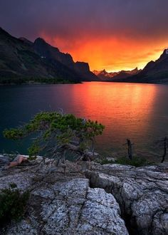 Glacier National Park, #Montana @flyopedia