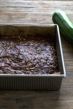 Gluten Free Chocolate Zucchini Cake