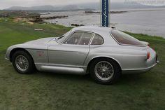 1954 Alfa Romeo 2000 Sportiva Coupe - by Franco Scaglione for Bertone