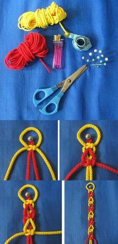 DIY Chameleon Chain DIY Projects   UsefulDIY.com Follow Us on Facebook ==> http://www.facebook.com/UsefulDiy