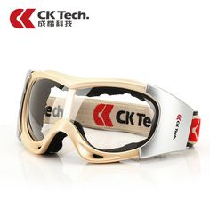 CK Tech Brand Sports Bicycle Bike Riding Cycling Eyewear Anti-fog  Women Men Safety Glasses Airsoft Goggles UV Protection 053