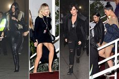 This Week in Kardashian Fashion: The Kardashian's Took in The Weeknd Concert and More!