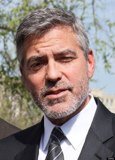 George Clooney When it comes to green activism, George Clooney doesn't mess around. he has given millions of dollars to charity and he is the co founder of many associations that help people all over the world