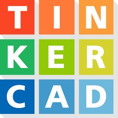 TinkerCad - free, easy-to-learn online app to create and print 3D models