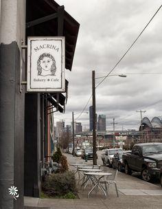 macrina bakery cafe, SoDo Seattle