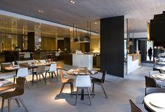 Sandra Tarruella diseña el restaurante Luzi Bombón