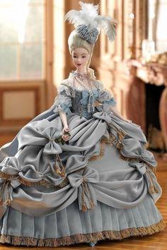 Barbie Marie Antoinette