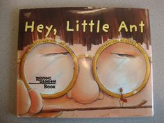 PICTURE BOOK Hey, Little Ant is a great book to read when talking about bullying- I would use this in a Kindergarten through third grade class. Opinion Writing Idea To squish, or not to squish an ant Kindergarten Writing, Kids Writing, Teaching Writing, Writing Activities, Teaching Ideas, Writing Ideas, Teaching Empathy, Teaching Character, Writing Help