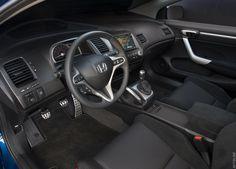 2009 Honda Civic Si Coupe My future interior!