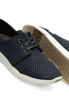 These TOMS lightweight sneakers are super comfortable and great for wearing out and about.
