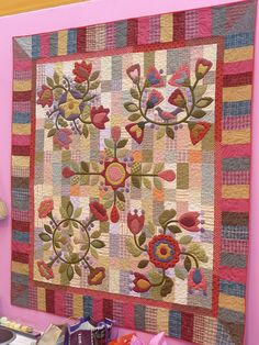 Pour l'Amour du Fil (7) : les exposants - France-Patchwork Charente