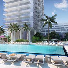 Miami South Beach W Hotel Usa Explores Our Deals