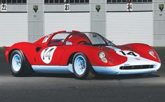 1966 Ferrari 206 S Dino Spyder